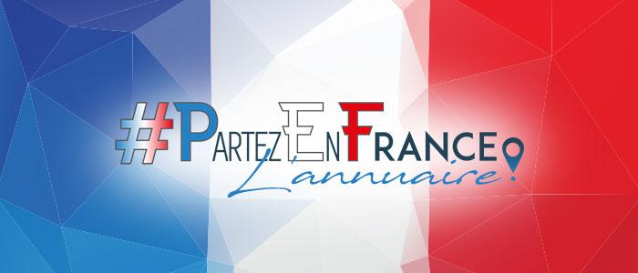 Annuaire Partez en France